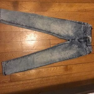 Cute skinny jeans Plus shipping